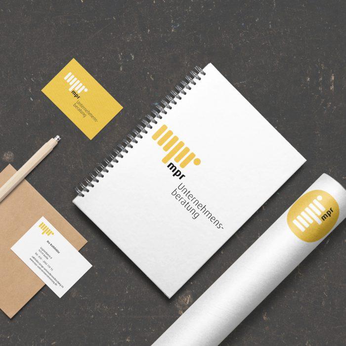 logoentwicklung, geschäftsausstattung, vistenkarten, briefpapier